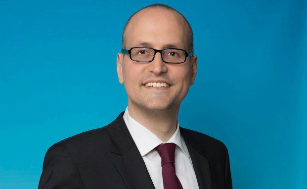 Bernd Vogel, Kunden-Beziehungsmanager bei Amundi