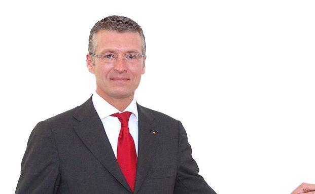 Philipp J.N. Vogel, Vorstand der DFV Deutsche Familienversicherung