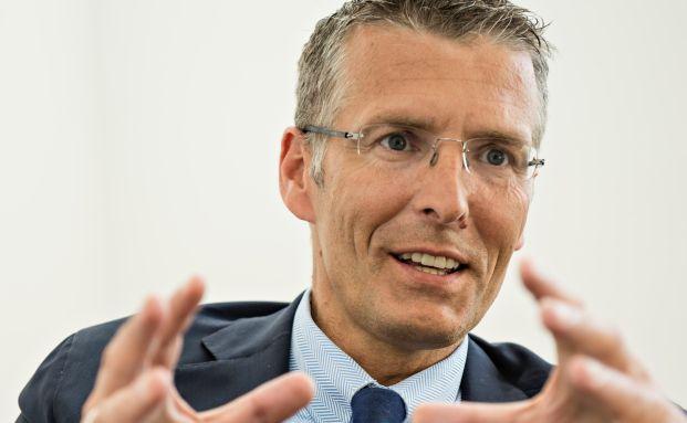 Philipp J. N. Vogel, Vorstand bei der DFV Deutsche Familienversicherung (Foto: Uwe Nölke)