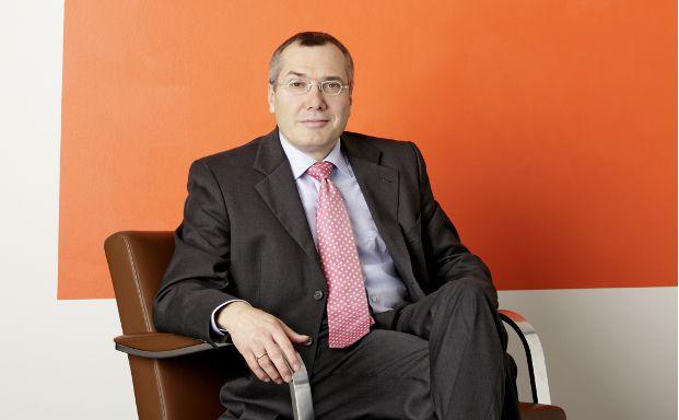 Bernd Vorbeck, Sprecher der Geschäftsführung von Universal-Investment