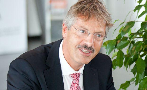 Philipp Vorndran verstärkt seit Januar 2009 das Investment-Team von Flossbach von Storch. (Foto: Scholtysik/P.Hipp)