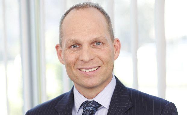 Stephen Voss, neuer Vorstandsvorsitzender der Baden-Badener Versicherung