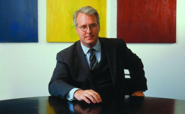 Georg Graf von Wallwitz, Chef der Verm&ouml;gensverwaltung <br> Eyb & Wallwitz