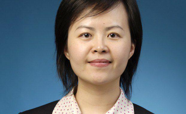 Fondsmanagerin Martha Wang