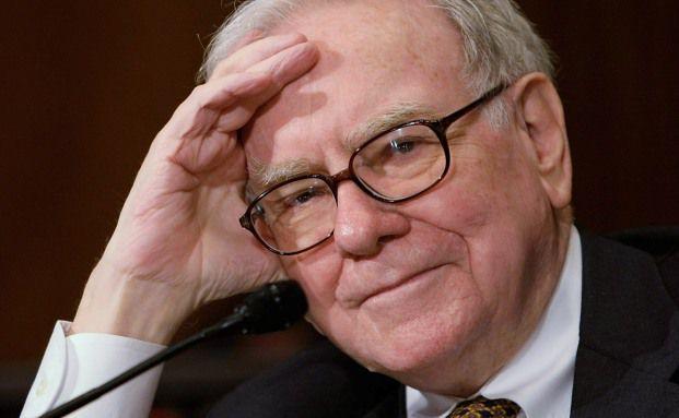 Warren Buffet, Quelle: Getty Images