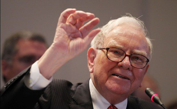 Warren Buffett Foto: Getty Images