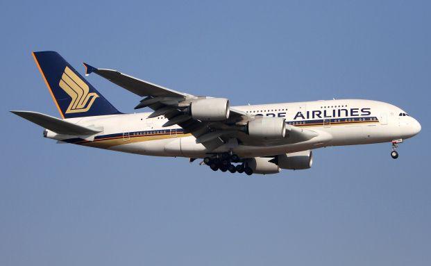 A380-Flieger von Singagore Airlines