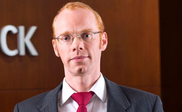Robert Weatherston, Manager des Blackrock Japan Value Fund