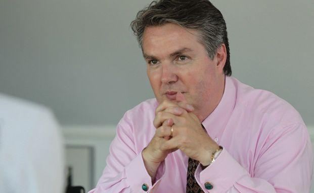 Der erste Vorsitzende des neu gegründeten Verbandes unabhängiger Family Offices: Christoph Weber
