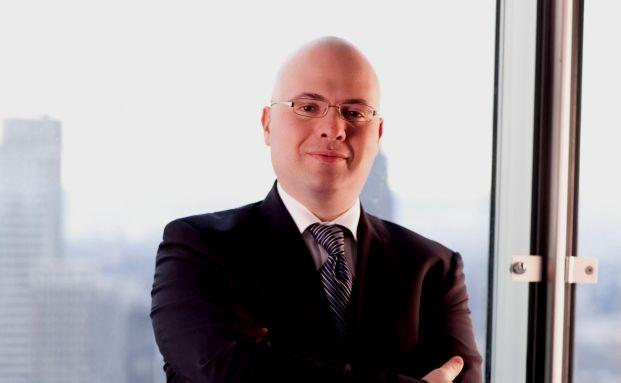 Eugen Weinberg, Leiter des Rohstoffresearchs und Goldexperte bei der Commerzbank