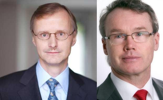 Martin Weinrauter (links) und Thomas Grohmann sind für den Warburg Trend Allocation Plus verantwortlich.