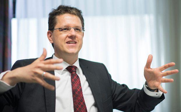 Andreas Weiß, Fondsmanager und Abteilungsdirektor bei Hauck & Aufhäuser Asset Management (Foto: Sebastian Widmann)