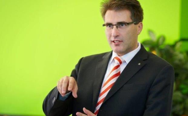 Manfred Wiegel, Gründer der Firma Green Benefit.