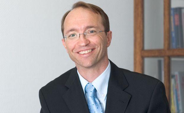 Ekkehard Wiek, Vermögensverwalter und Asien-Fondsmanager bei Straits Invest in Singapur. (Foto: © niko design)