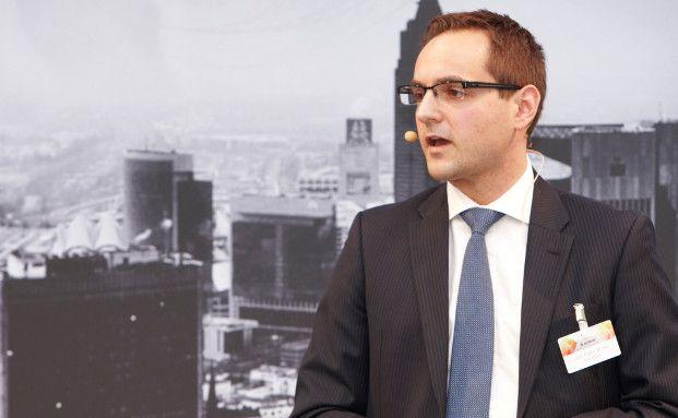 Lutz-Peter Wilke, Fondsmanager und Mitglied des Multi-Asset-Portfolio-Strategies-Team bei Blackrock (Foto: Tom Hönig)