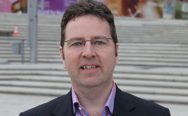 Gordon Wilson, Geschäftsführer bei Carbon Financial Services (Foto: Oliver Lepold)