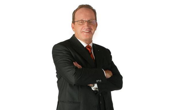 Ronald Wimmer, Headhunter und Partner der Stanton <br>Chase Düsseldorf.