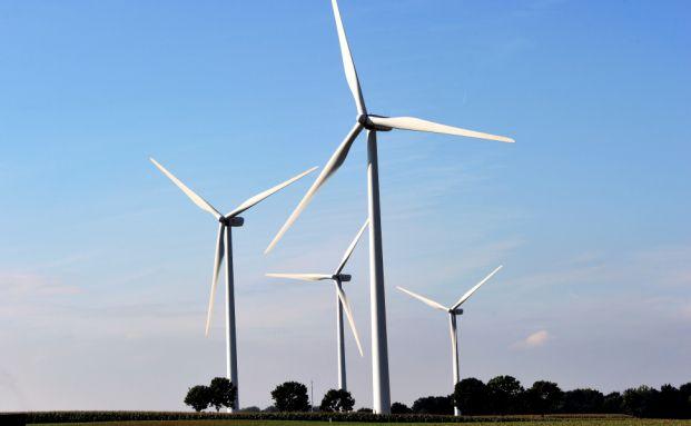 Windpark in Condy-sur-Canche im Norden Frankreichs (Foto: Getty Images)