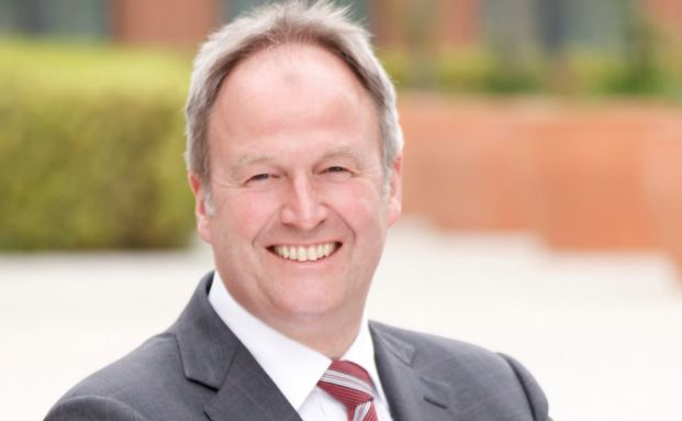 Frank Wojtalewicz, Geschäftsführender Gesellschafter der Deutsche Invest Immobilien.