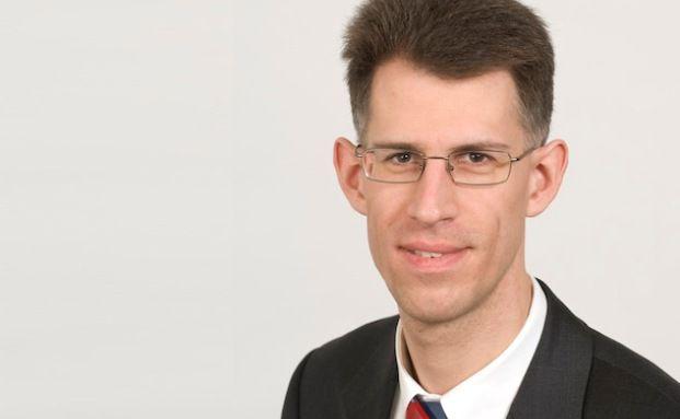 Gerhard Wolf von der Landesbank Baden-Württemberg