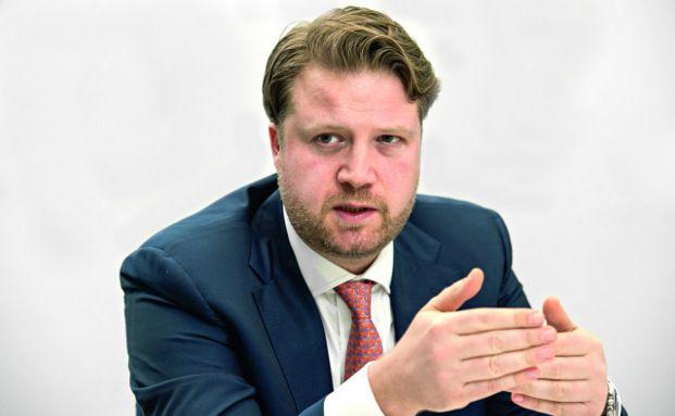 """Thilo Wolf, Deutschland-Chef von BNY Mellon: """"Investoren bevorzugen es, mehrere Perspektiven wahrzunehmen und nicht nur der Meinung eines einzelnen Chefanlegers zu lauschen"""