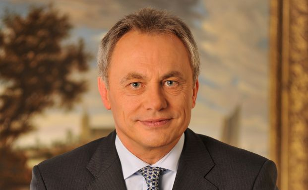 Wolfgang Leoni ist Investment-Chef bei<br>der Privatbank Sal. Oppenheim