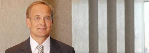 Wolfgang Fauter,<br>Chef der Deutschen Ring Krankenversicherung