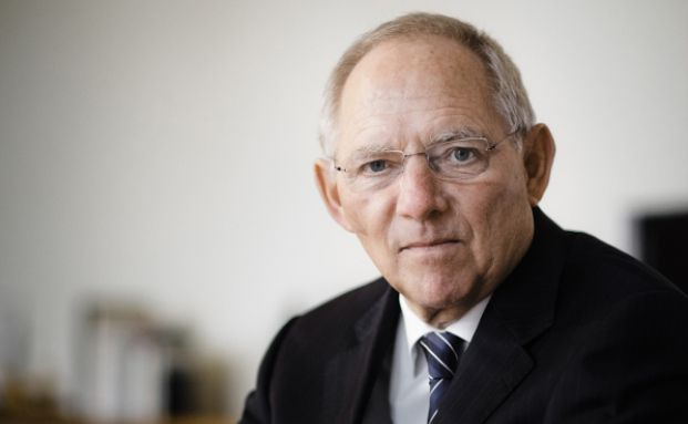 Bundesfinanzminister Wolfgang Schäuble. Foto: Ilja C. Hendel