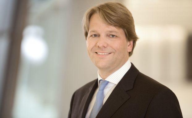 Christian Wrede, Sprecher der Gesch&auml;ftsf&uuml;hrung von <br> Fidelity International in Deutschland