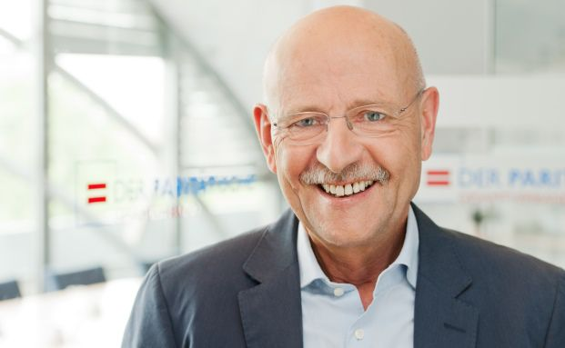 Rolf Rosenbrock ist Vorsitzender des Paritätischen Gesamtverbandes. Foto: Paritätischer Gesamtverband