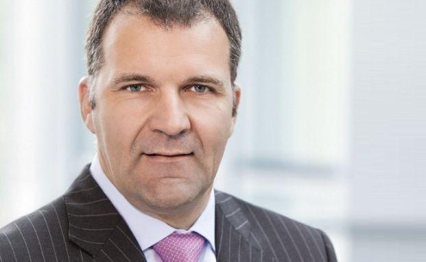 Stefan Ziegler vom Emissionshaus KGAL