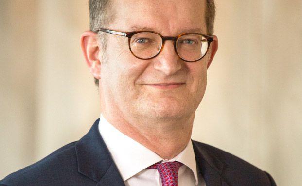 Martin Zielke, neuer Vorstandsvorsitzender der Commerzbank. Foto: Commerzbank AG
