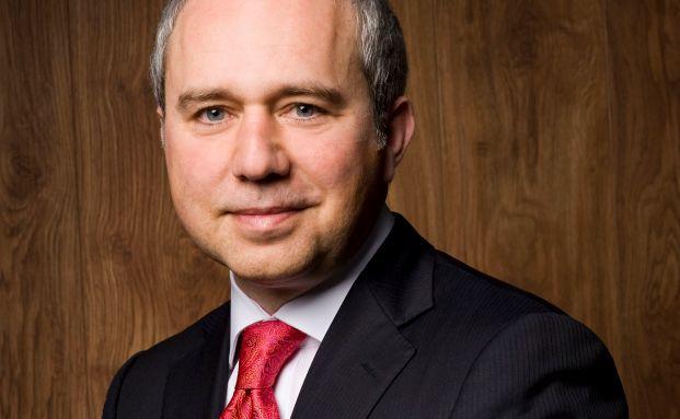 Uwe Zimmer ist Vorstand des Vermögensverwalters Meridio in Köln. (Foto: Johannes Haas)