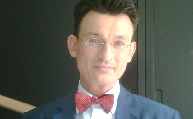 Ralf Zimmermann von der Verm&ouml;gensverwaltung <br> D&ouml;ttinger / Straubinger