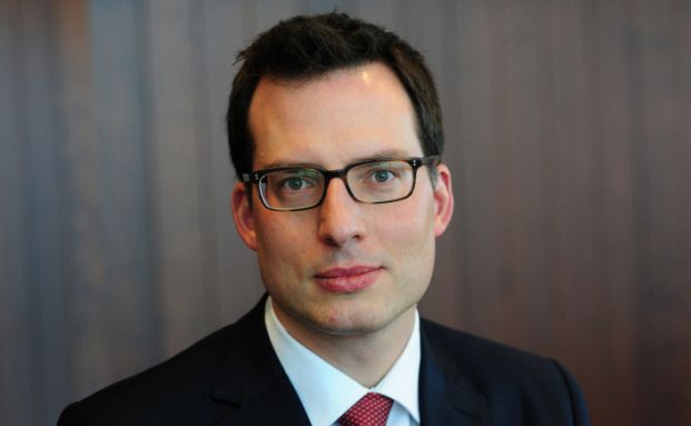 Andreas Zöllinger, Fondsmanager des BGF European Equity Income