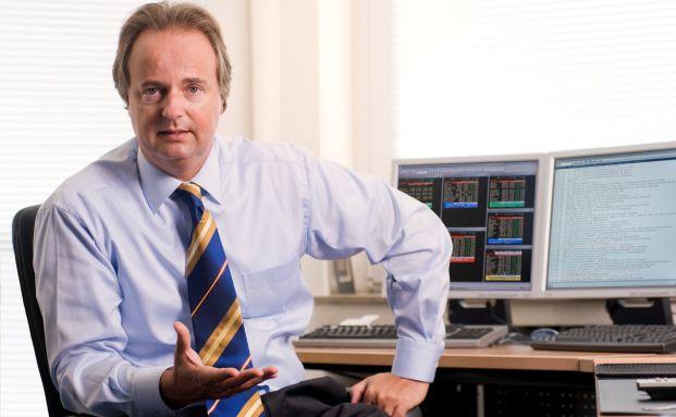 Markus Zschaber, Gründer und Chef der Vermögensverwaltung V.M.Z.