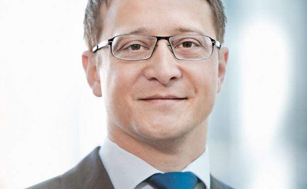 André Zücker vom Emissionshaus KGAL