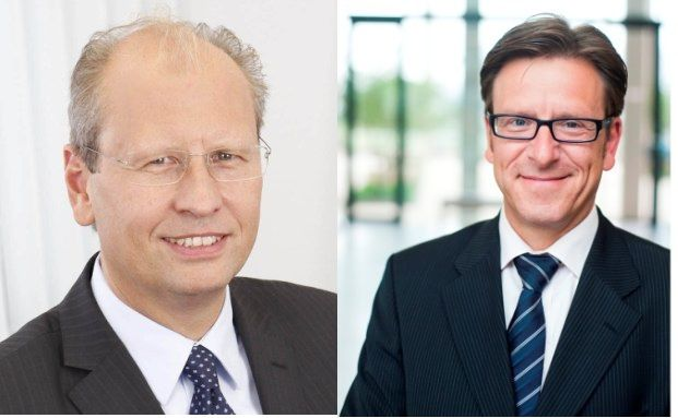 Marcus Nagel (links) und Ralph Brand