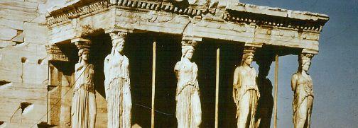 Akropolis in Athen, Erechtheion Tempel <br> Quelle: Pixelio.de