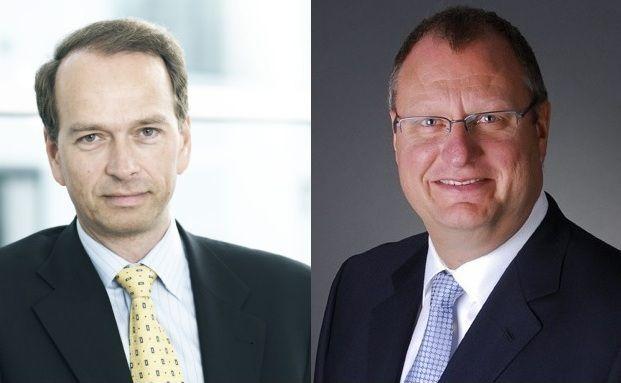 Michael Albrechtslund (li.) und Jan Stig Rasmussen