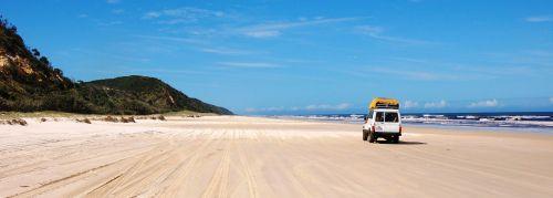 Ein Strand in Australien; <br> In Australien platzte der Versuch, White-Label-ETFs <br> auf den Markt zu bringen; <br> Quelle: manue. / photocase.com
