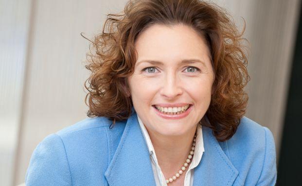 """FDP-Generalsekretärin Nicola Beer fordert, das deutsche Rentensystem unverzüglich """"enkelfit"""" zu machen."""
