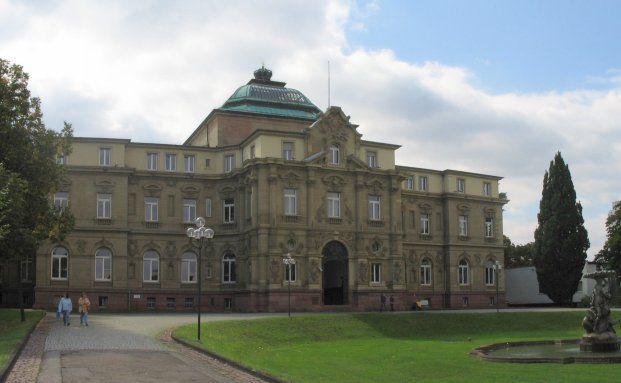 Bundesgerichtshof in Karlsruhe, Quelle: Kucharek/Wikipedia