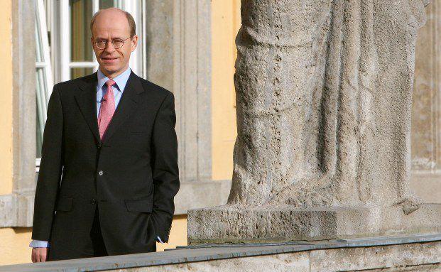 machte angebliche Falschaussagen: Nikolaus von Bomhard