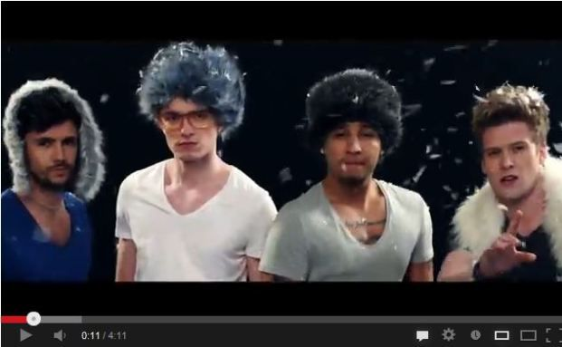 Screenshot des Youtube-Videos