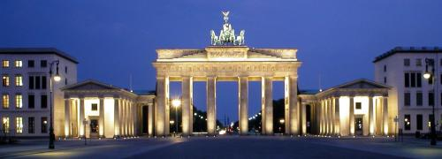 Das Brandenburger Tor in Berlin <br> Quelle: Berlin.de