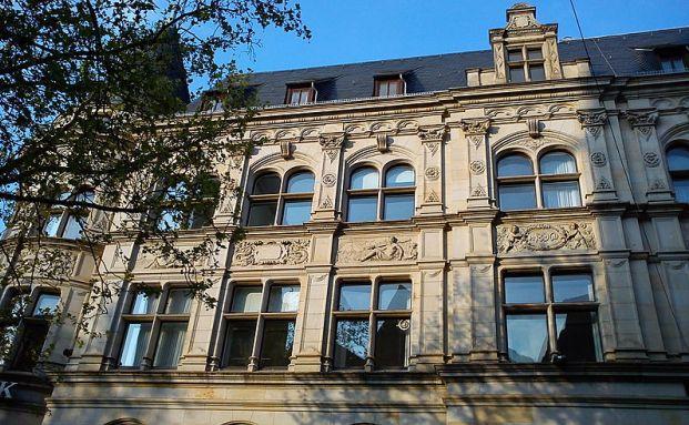 Stammhaus der Bremer Landesbank. Quelle: Frank M. Rauch/Wikipedia