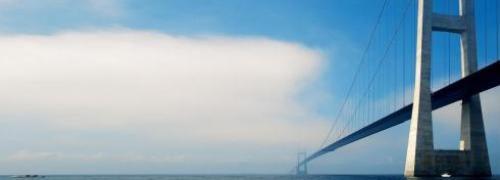 Storebelt-Brücke in Dänemark, Quelle: Fotolia