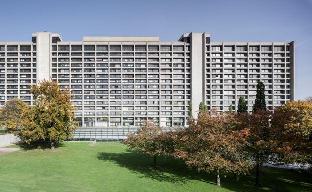 Gebäude der Deutschen Bundesbank in Frankfurt am Main (Foto: Bundesbank)