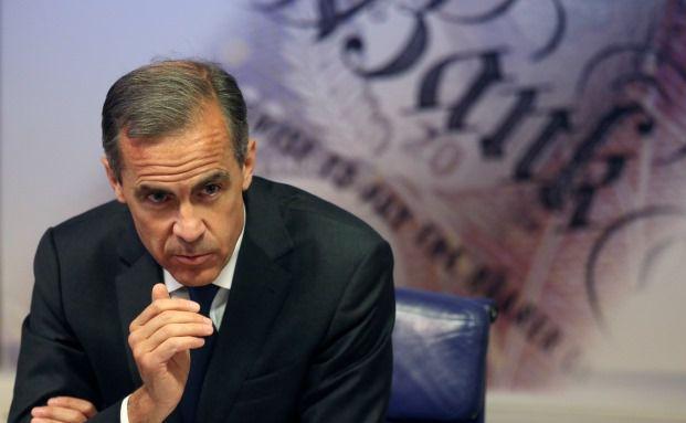 Mark Carney, Chef der Britischen Notenbank. Auch er stand dereinst in den Diensten von Goldman Sachs. Foto: Getty Images